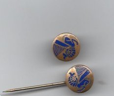 EPINGLETTE & BADGE AIR FRANCE Equipage - Badges D'équipage