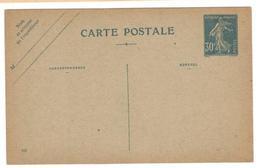 8064 - SEMEUSE  30 C - Postal Stamped Stationery