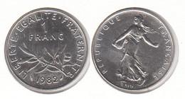 France 1 Francs 1982   1F - France