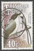 Trinidad & Tobago. 1990 Birds. 40c Used. SG 789 - Trinidad & Tobago (1962-...)