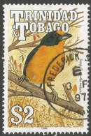 Trinidad & Tobago. 1990 Birds. $2 Used. SG 841 - Trinidad & Tobago (1962-...)