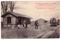 2734 - Nogent-Sur-Vernisson ( 49 ) - Tramway De Nogent-sur-Vernisson à Chatillon-Coligny - La Gare  - - Francia