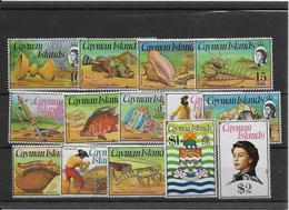 Iles Caïman N° 333/346 - Timbres Neufs ** Sans Charnière - TB - Iles Caïmans