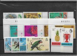 Bahamas - Ensemble De Timbres Neufs ** Sans Charnière - TB - Bahamas (1973-...)