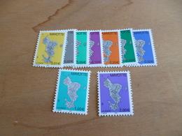 Mayotte TP Série 2004 N°150 à 152 = 158 à 162 + 165 Sans Charnière En Sous Faciale!!! - Unused Stamps