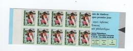 M-P25L2 Polynésie Neuf ** MNH Carnet Pêcheur C427 1993 - Carnets