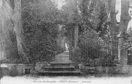GRANS - Domaine Des Bernardes - Sous Bois - Très Bon état - Francia