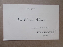 La Vie En Alsace - Français