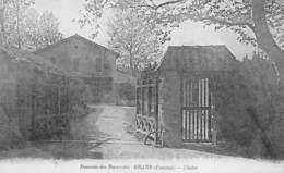 GRANS - Domaine Des Bernardes - Chalet - Très Bon état - Francia