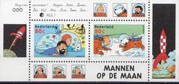 Netherlands MNH SS - Cinema