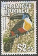 Trinidad & Tobago. 1990 Birds. $2.25 Used. SG 793 - Trinidad & Tobago (1962-...)