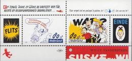 Netherlands MNH Stamp And SS - Cinema