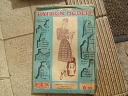 Patrons De Vêtement Féminin - Patterns