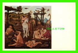ARTS PEINTURES - PIERO DI COSIMO 1462-1521 - VULCAIN ET ÉOLE - - Peintures & Tableaux