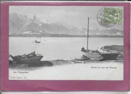 Bords Du Lac De Thoune - BE Berne