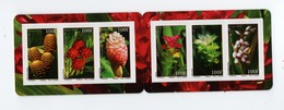 M-P26L7 Polynésie Neuf ** MNH Carnet  2012 C984 Fleurs - Carnets