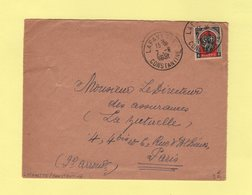 Algerie - Lafayette - Constantine - 7-6-1951 - Algérie (1924-1962)