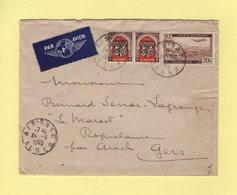 Algerie - Ain Tana - Alger - Par Avion - 24-9-1949 - Covers & Documents