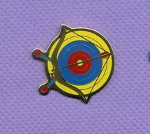 Rare Pins Tir A L'Arc I113 - Archery