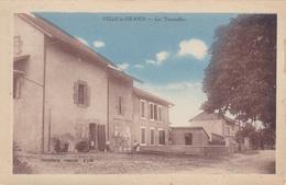 Cpa -74-ville La Grand-les Tournelles--joli Dos Des Edi Combier (en Scan) - Autres Communes