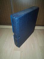 Leuchtturm Ringbinder + Kassette DE KA Excellent Blau 13 Ringe (1811) - Álbumes & Encuadernaciones