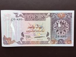 QATAR P14 1 RIYAL 1996  UNC - Qatar