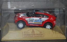 """MITSUBISHI Pajero Evolution DAKAR 26e Edition 2004 """"Norev"""" - Rallye"""