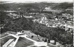 Bar-sur-Seine (Aube) - Colonie Du XIXe Arrondissement Dominant La Ville - Collection Philippon - Carte CIM - Bar-sur-Seine