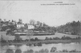 Saint Gerons( La Cère  à  Saint Gérons  Près De Laroquebrou ) - France