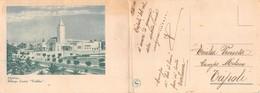 """1313 """" TRIPOLI - ALBERGO CASINO' UADDAN """"  CART. POST. ILL. OR. NON SPED. - Libia"""
