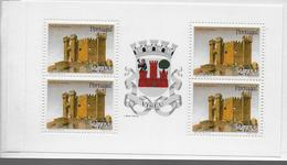 PORTUGAL  Carnet   N° 1735  * *  ( Cote 6e ) Chateaux Penedono - Kastelen