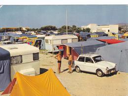 """(27)    FRONTIGNAN-PLAGE - Camping """"Le Front De Mer"""" - Frontignan"""