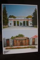 2 PCs Lot - Transnistria (PRIDNESTROVIE). Tiraspol   - 2012 - Moldova