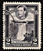 British Guiana - Scott #231 Used (1) - British Guiana (...-1966)