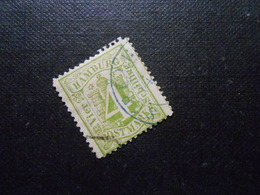 Mi 16a  4S  Altdeutschland - Hamburg - 1864 - Mi 30,00 € - Hamburg