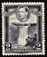 British Guiana - Scott #231 Used (2) - British Guiana (...-1966)