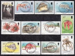 FALKLAND ISLANDS  Michel  608/19  Very Fine Used - Falkland
