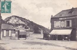 CPA - 27 - VERNON - VERNONNET - Route De Giverny - 286 - Vernon