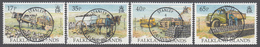 FALKLAND ISLANDS  Michel  649/52  Very Fine Used - Falkland