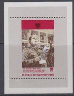 Albania 1984 40th Ann. Of The Liberation M/s ** Mnh (40816B) - Albanië