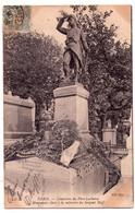 2739 - Paris ( XXe ) - Cimetière Du Père Lachaise - Monument élevé à La Mémoire Du Sergent Hoff . N.D. N°1248 - - Arrondissement: 20