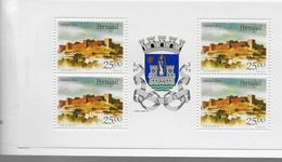 PORTUGAL  Carnet   N° 1686  * *  ( Cote 6e ) Chateaux Silves - Kastelen