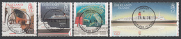 FALKLAND ISLANDS  Michel  1051/54  Very Fine Used - Falkland