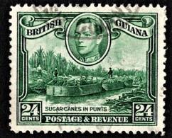 British Guiana - Scott #234 Used (1) - British Guiana (...-1966)