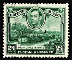 British Guiana - Scott #234 Used (3) - British Guiana (...-1966)