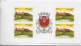 PORTUGAL  Carnet   N° 1676  * *  ( Cote 6e ) Chateaux Montemor O Velho - Kastelen