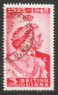 British Guiana - Scott #244 Used - British Guiana (...-1966)