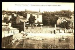 """LE LAVANDOU - Pension """"LOUISE"""" - Oustalet-Rabelais - Le Lavandou"""