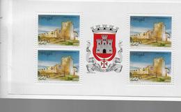 PORTUGAL  Carnet   N° 1677  * *  ( Cote 6e ) Chateaux Belmonte - Kastelen