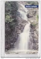 50u Waterfalls 11/2002 MINT In BLISTER - Slovaquie